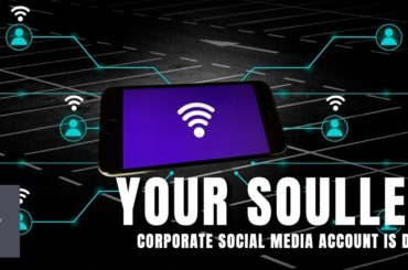 Blog Header for Corporate Post on Social Media Personalization
